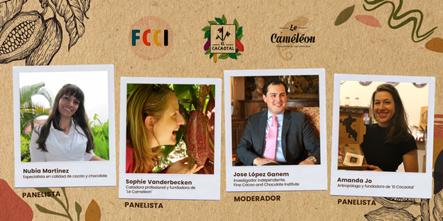 Perspectivas latinoamericanas sobre el cacao y chocolate