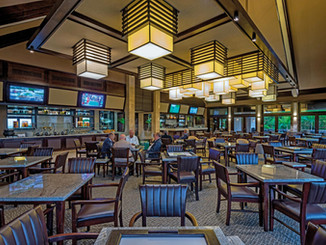 Santo Domingo's Country Club 19th Hole Restaurant and Lounge