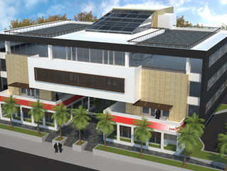 Edificio Comercial Punta Cana