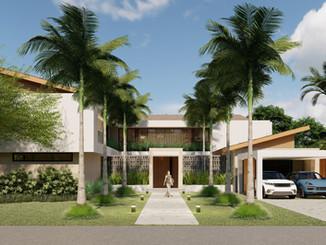 Villa Flamboyanes