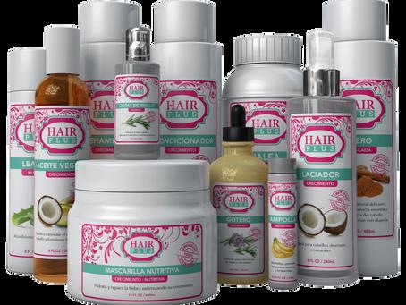 Beneficios de los productos naturales para el cabello