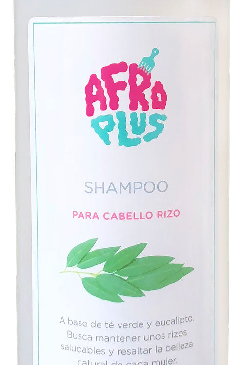 PINK FRIDAY | SHAMPOO AFRO PLUS