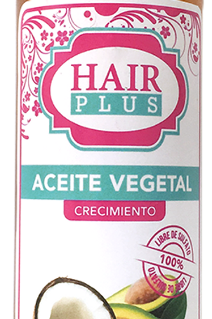 ACEITE VEGETAL 8oz