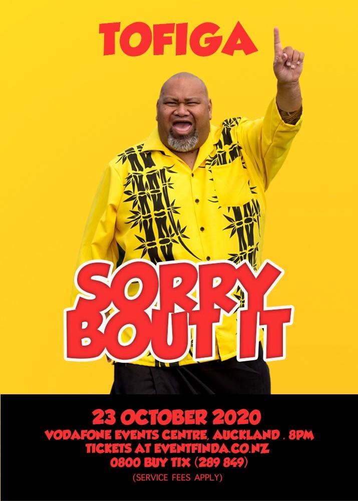 Sorry Bout It - Tofiga Fepulea'i