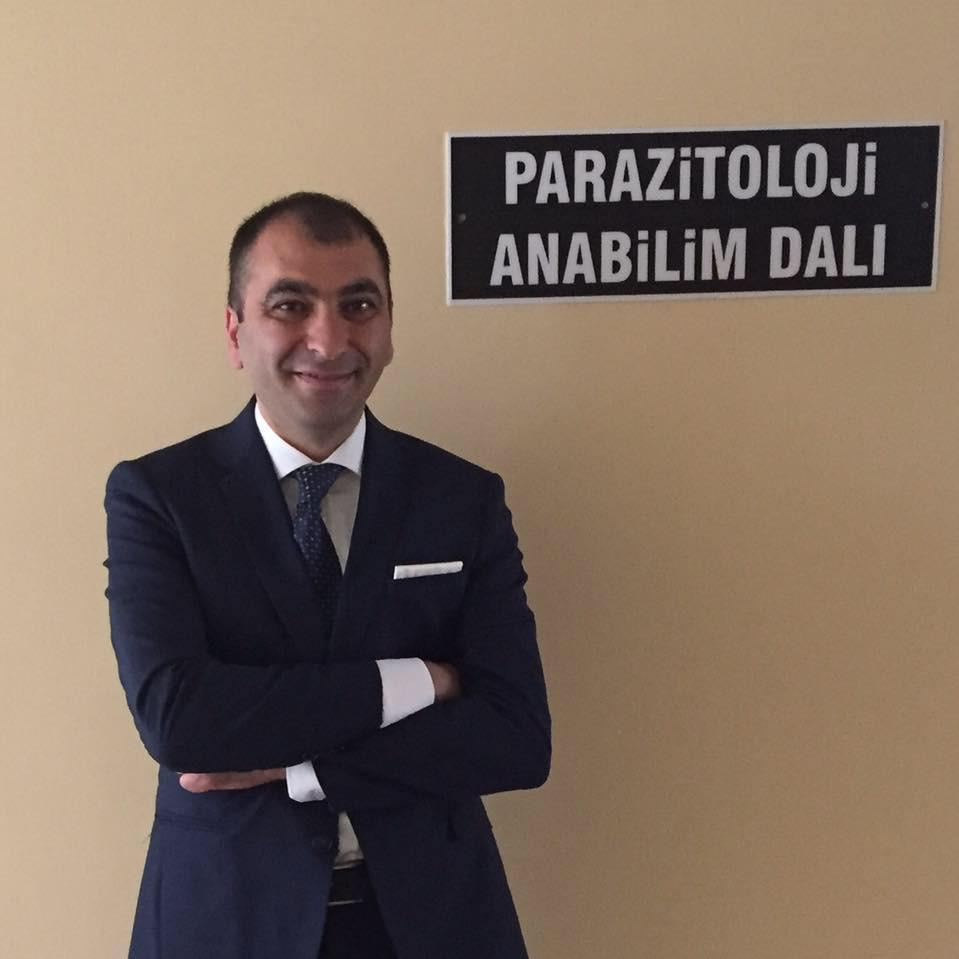 Dr. Necati ÖZPINAR - Tıbbi Parazitolog