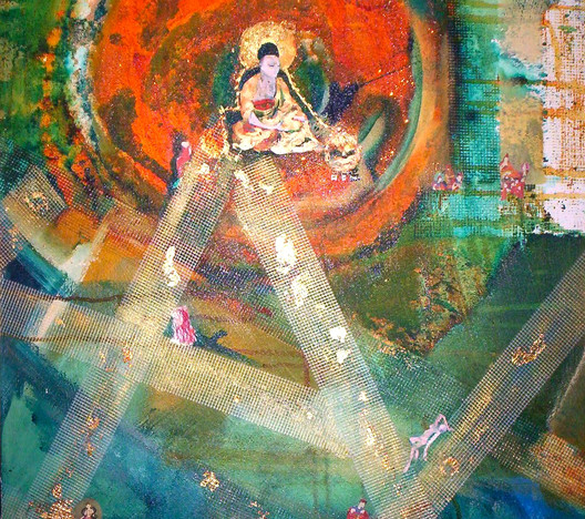 Crossroads to Enlightenment            m