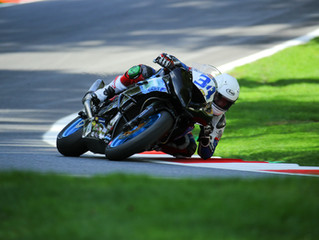 Top ten finish at Cadwell Park