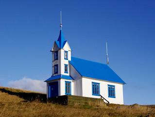 アイスランド 教会編