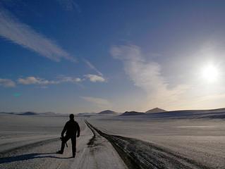 アイスランドより帰国しました!