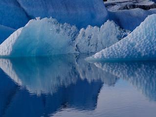 アイスランド 氷河編