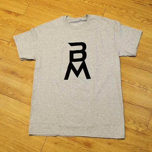 BM Tower T-Shirt (Grey)