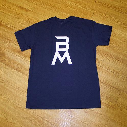 BM Tower T-Shirt (Navy)