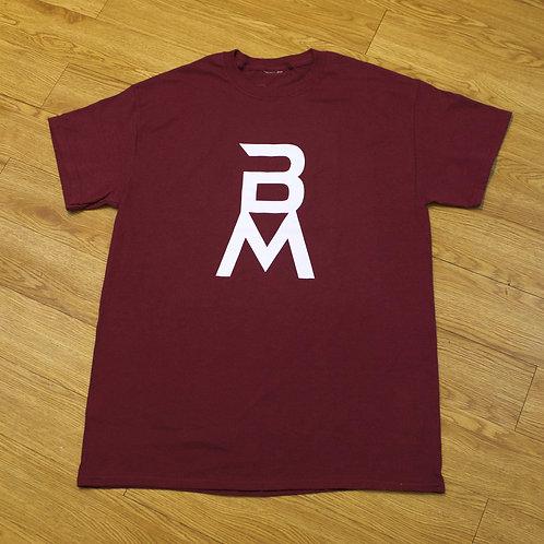BM Tower T-Shirt (Burgandy)