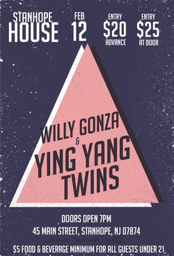 Ying Yang Twins- Willy Gonza