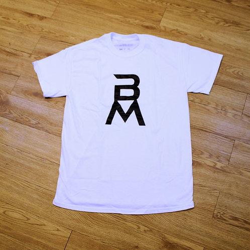 BM Tower T-Shirt (White)