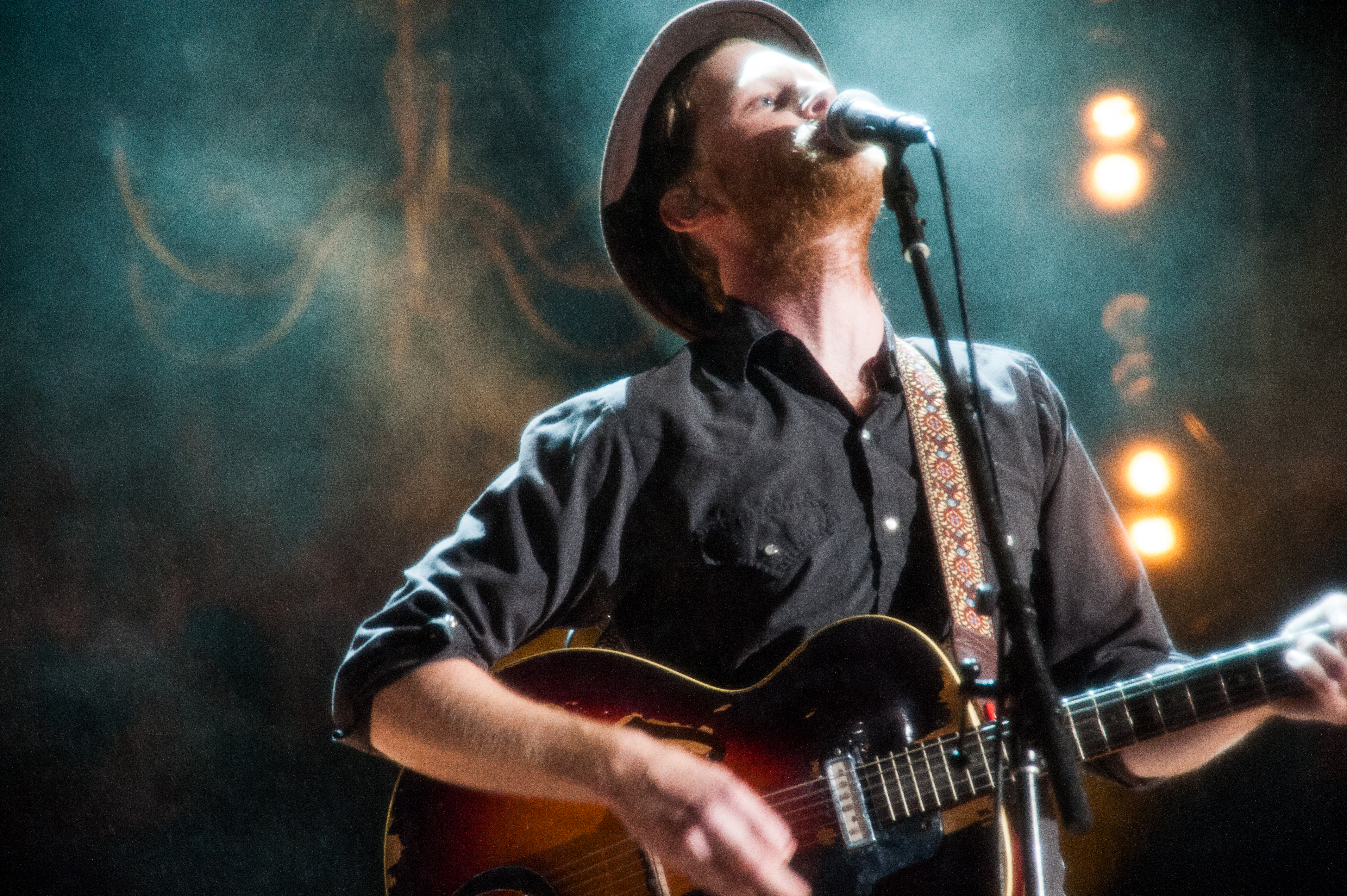 Lumineers :: Red Rocks :: Morrison
