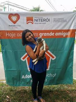 Campanha de Adoção Horto do Fonseca