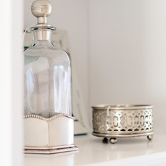 Pewter & Glass