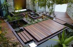 Waterscape decks