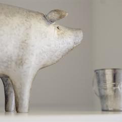 Well, it's a piggy!