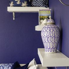 Lamps and Ginger Jars
