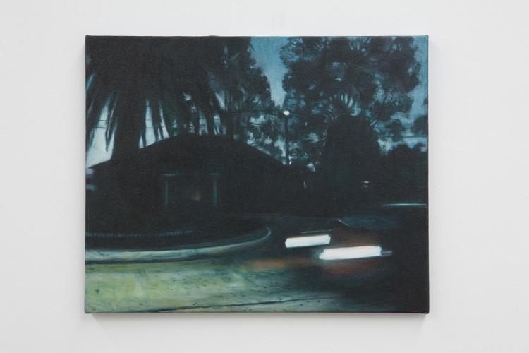Gilbert Grace 'Arlington' 2011 oil on co