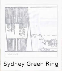 Sydney Green Ring