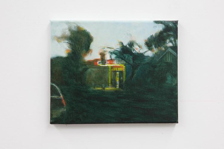 Gilbert Grace 'Denison Rd 1' 2010 oil on
