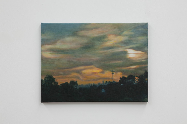Gilbert Grace 'Hothouse Sunrise' 2011 oi