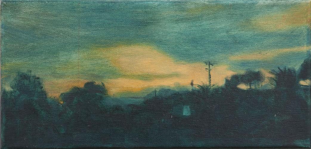Gilbert Grace_'Greenroom Sunrise'_2010_o