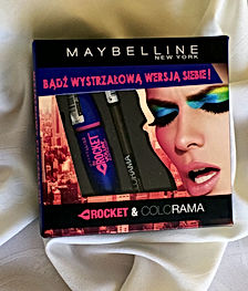 Maybelline New York Rocket & Colorama