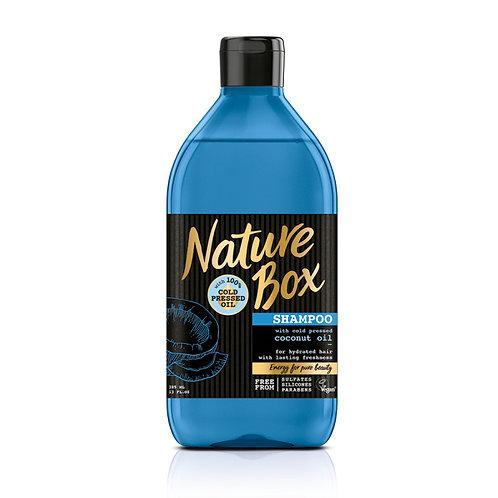 Nature Box Coconut Oil 385ml