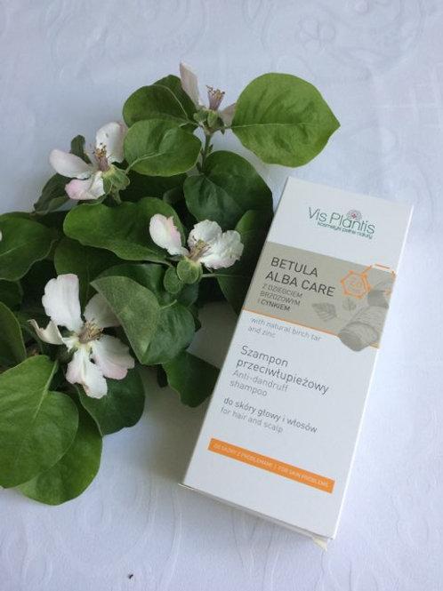Vis Plantis - szampon dziegciowy