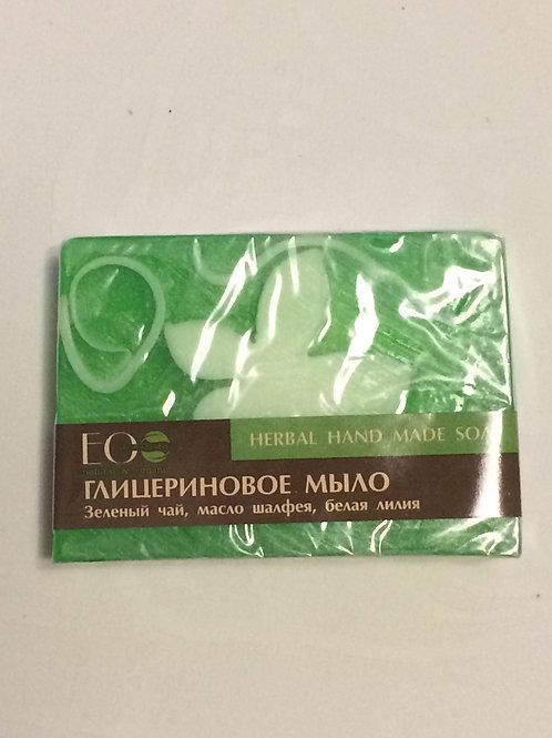 EO LAB naturalne mydło glicerynowe ziołowe