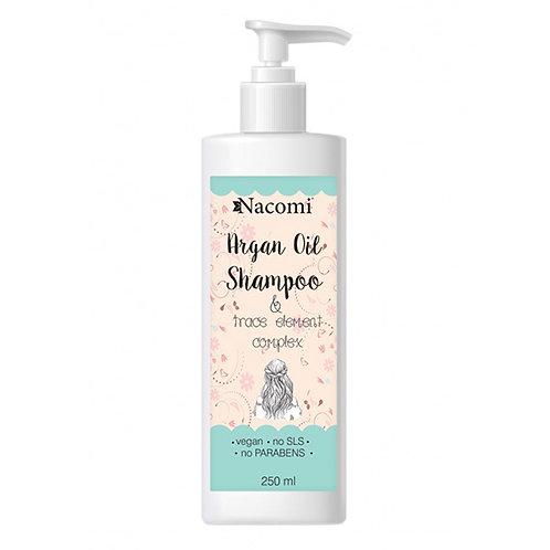 Wzmacniający szampon arganowy do włosów