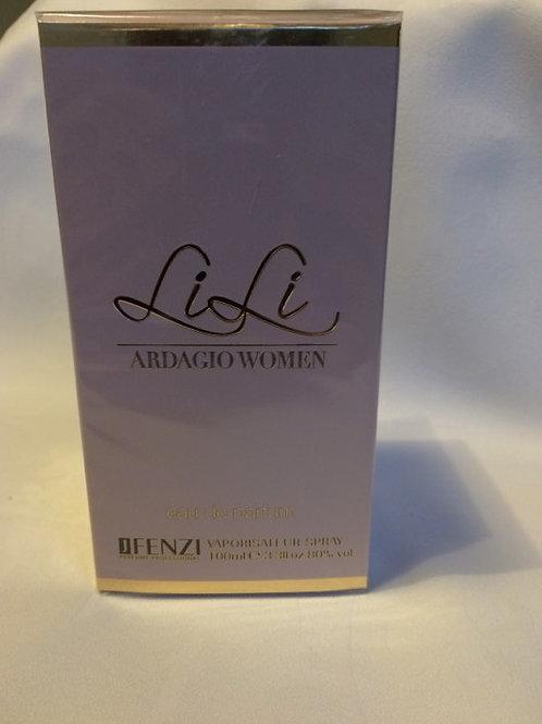 LiLi Ardagio Women eau de parfum 100 ml J' Fenzi