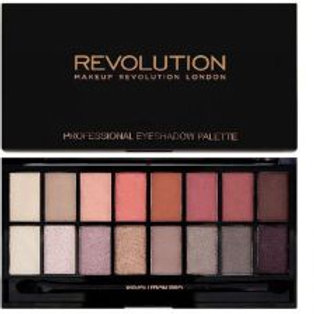 MAKEUP REVOLUTION SALVATION PALETTE 16 CIENI DO POWIEK NEW TRALS VS NEUTRALS