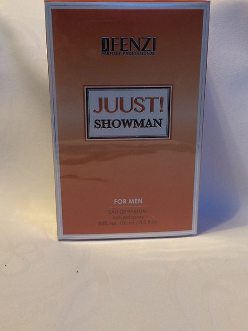 JUUST! SHOWMAN eau de parfum 100 ml J' Fenzi - męska