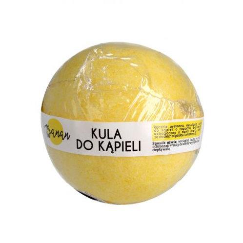 LaQ kula musująca do kąpieli Banan - żółta 100 g