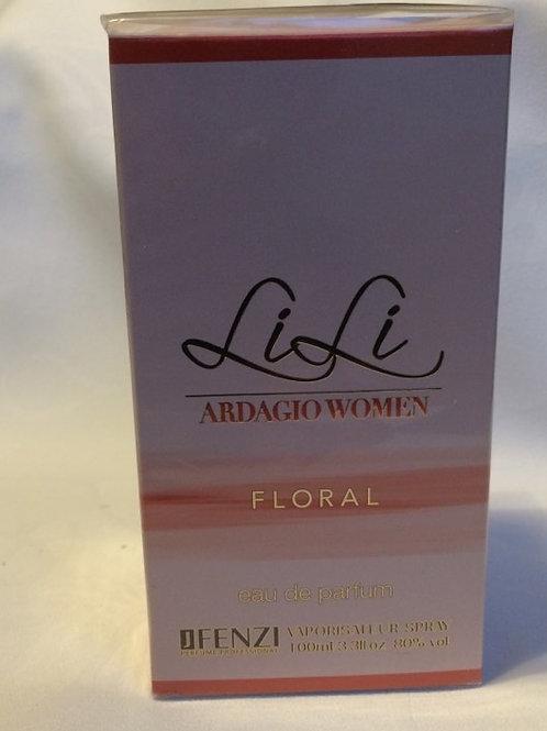 LiLi Ardagio Women Floral eau de parfum 100 ml J'Fenzi