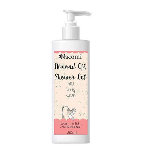 Wygładzający szampon migdałowy do włosów