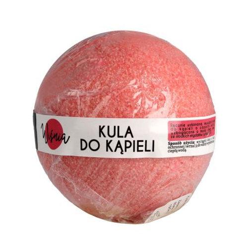 LaQ kula musująca do kąpieli Wiśnia - różowa 100 g
