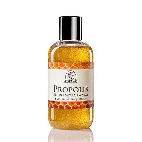 Propolisowy żel do mycia twarzy
