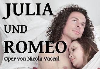 Julia und Romeo, Giulieta e Romeo, Nicola Vaccai, Oper, Johnnes Hanel, Armin Gramer, Iza Kopec, Martin Mairinger, Ull Pilz, Nana Masuani