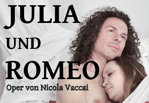 Julia und Romeo, Oper, Nicola Vaccai, Armin Gramer, Iza Kopec, Johannes Hanel, Martin Mairinger, Ulla Pilz, Nana Masutani
