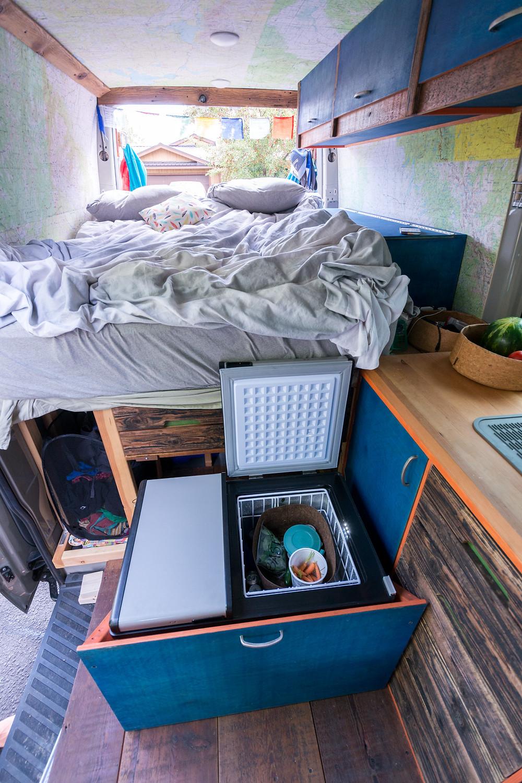 Sprinter Van Refrigerator