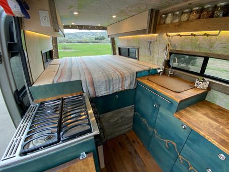 Our Sprinter Campervan Conversion: Sold!