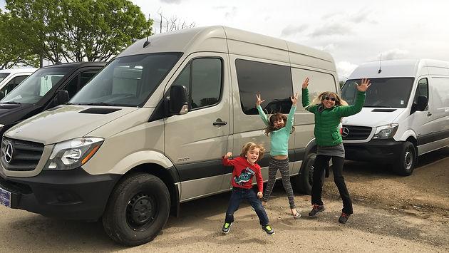 How to buy a new Sprinter Van