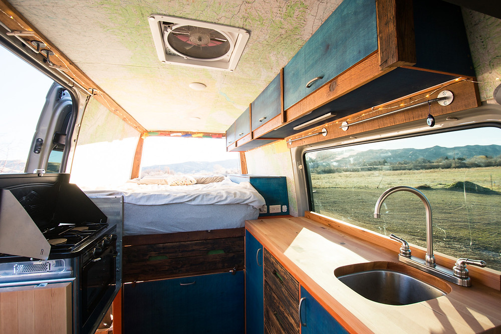Our Sustainable Home on Wheels
