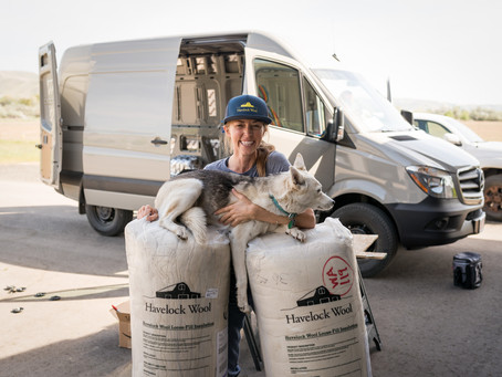 Insulating a Sprinter Van Converison with Wool: the Eco-Friendly Way